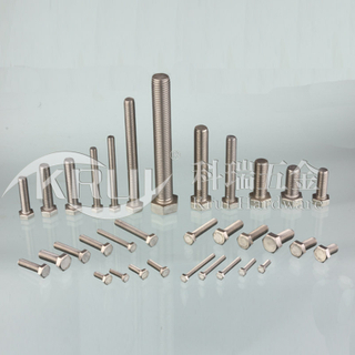 KR001- hexagonal head tap bolt 1