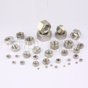 KR028- hexagonal nut GB52 DIN934