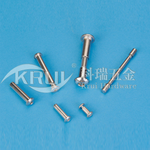 The non-sign has custom-made--Stainless steel assembling bolt
