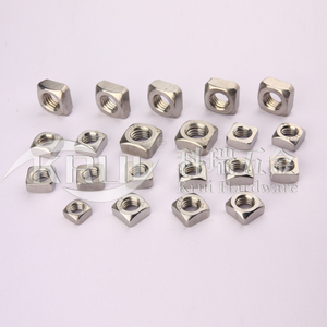 KR033- square nut GB39 DIN557