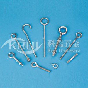Stainless steel rigging - welding suspension loop series