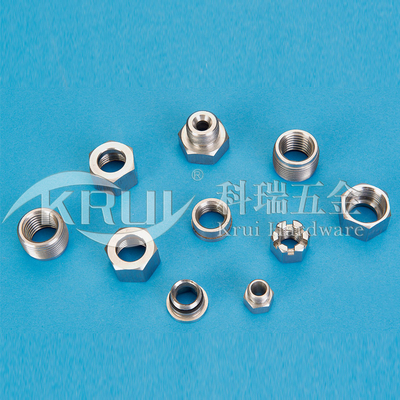 The non-sign has custom-made--Stainless steel non-sign nut